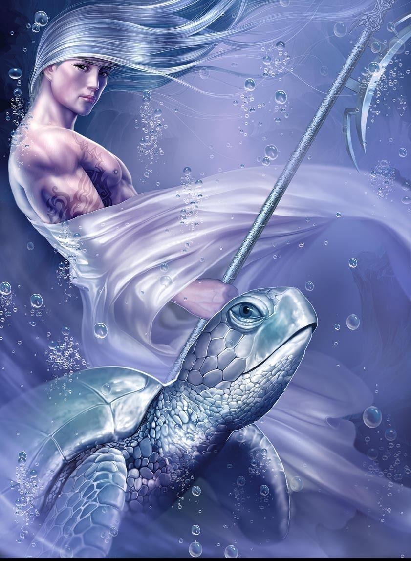 Почему Рыбы - сильный знак